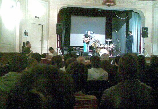Seminario Dennis Chambers / Jeff Berlin (Roma, 11 Dicembre 2009) Articolo Di Francesco Napoleoni