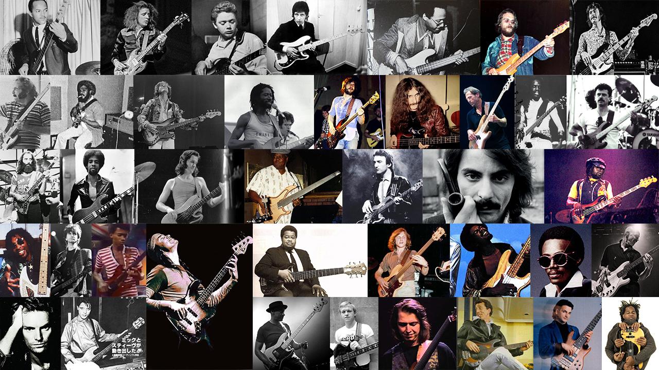Tecniche del pizzicato nei principali bassisti elettrici