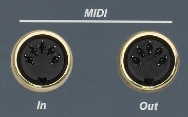 CONNESSIONI MIDI