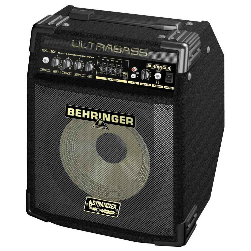 BEHRINGER ULTRABASS BXL450A